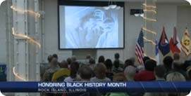 Rock Island Arsenal Black History Month